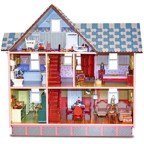 Melissa & Doug® Victorian Dollhouse