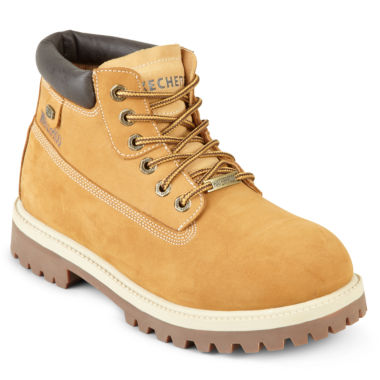 jcpenney.com | Skechers® Verdict Mens Leather Work Boots
