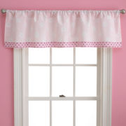 Pretty in Pink Valance