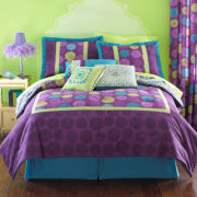 Chelsea Paisley Comforter and Accessories