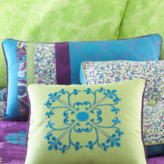 Chelsea Paisley Decorative Pillows