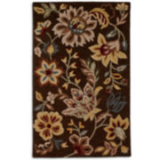 JCPenney Home™ Chunky Loop Wool Rectangular Rug