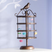 Jewelry Tree, Birdhouse