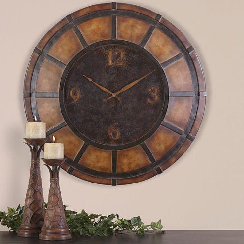 Ackerley Wall Clock