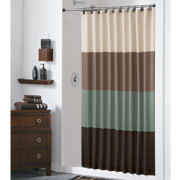 Studio Squares Shower Curtain