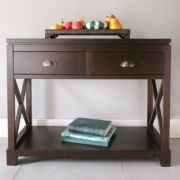 Nicholas 2-Drawer Console Table