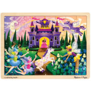 Melissa & Doug® 48-pc. Fairy Fantasy Wooden Puzzle
