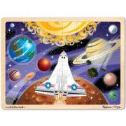 Melissa & Doug® 48-pc. Wooden Space Voyage Puzzle
