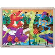 Melissa & Doug® Prehistoric Sunset Dinosaur Puzzle