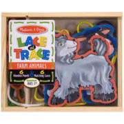 Melissa & Doug® Lace & Trace Farm