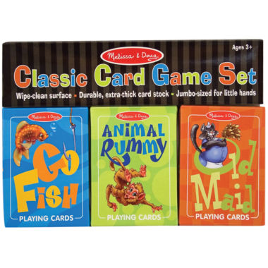 jcpenney.com | Melissa & Doug® Classic Card Game Set