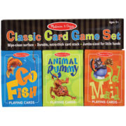 Melissa & Doug® Classic Card Game Set