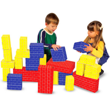 jcpenney.com | Melissa & Doug® 24-pc. Jumbo Cardboard Blocks