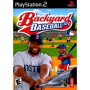 PS2™ Backyard Baseball 2010