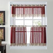 Charlotte Kitchen Curtains