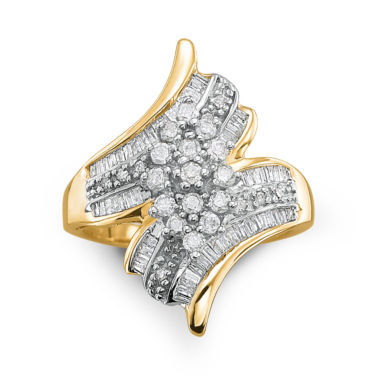 jcpenney.com | Diamond Ring 3/4 CT. T.W. 10K Gold