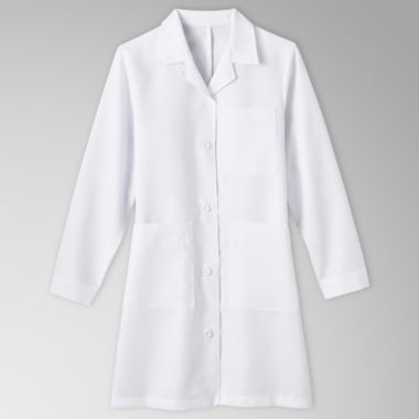jcpenney.com | Meta Ladies 5-Pocket Lab Coat–Big & Tall