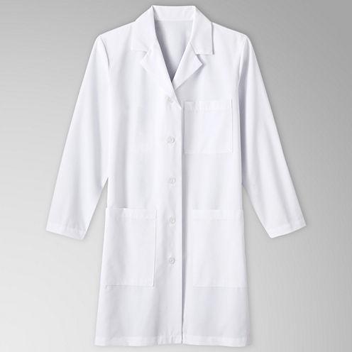 Meta Womens 3-Pocket Lab Coat