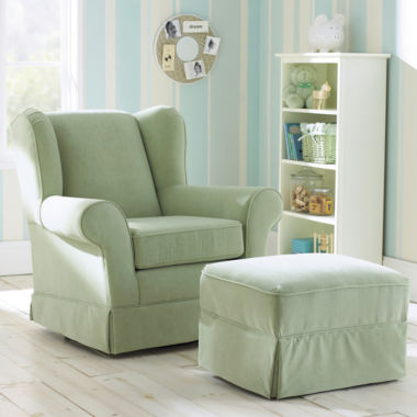 jcpenney.com | Best Chairs, Inc.® Glider or Ottoman