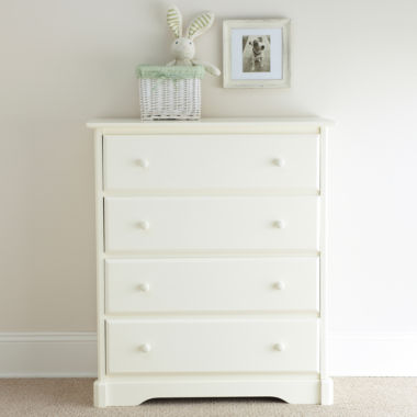 jcpenney.com | Rockland Hartford 4-Drawer Chest - Antique White