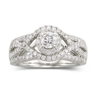 jcpenney.com | True Love, Celebrate Romance® 1 CT. T.W. Certified Diamond Ring