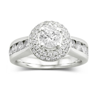 jcpenney.com | True Love, Celebrate Romance® 2 CT. T.W. Certified Diamond Engagement Ring