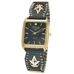Black Hills Gold® Masonic Expansion Band Watch