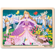 Melissa & Doug® Woodland Princess Wooden Puzzle