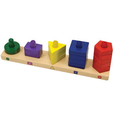 jcpenney.com | Melissa & Doug® Stack & Sort Board