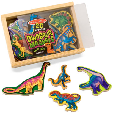 jcpenney.com | Melissa & Doug® Magnetic Wooden Dinosaurs