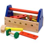 Melissa & Doug® Take-Along Kids Tool Kit
