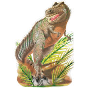 Melissa & Doug® 48-pc. T. Rex Floor Puzzle