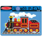 Melissa & Doug® Train Sound Puzzle