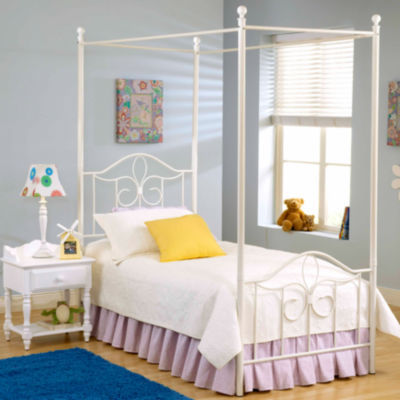 annie canopy bed - jcpenney