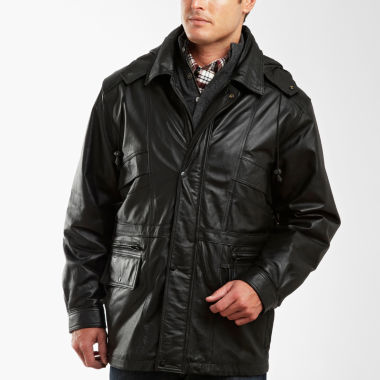 jcpenney.com | Excelled® Leather Parka