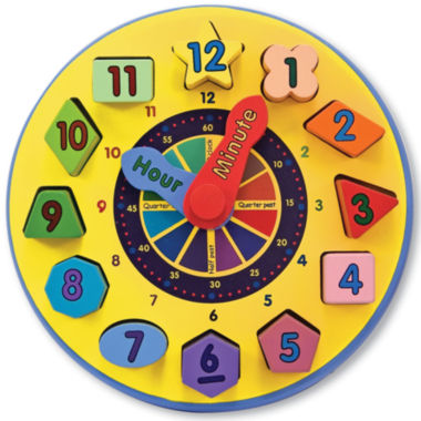 jcpenney.com | Melissa & Doug Shape Sorting Clock