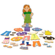 Melissa & Doug® Maggie Leigh Magnetic Dress-Up