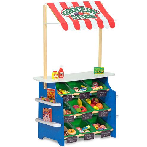 Melissa & Doug® Grocery Store/Lemonade Stand