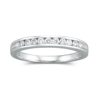jcpenney.com | I Said Yes™ 1/4 CT. T.W. Certified Diamond Wedding Band