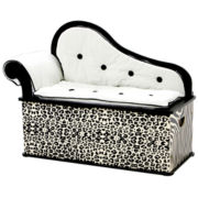 Levels of Discovery® Wild Side Storage Bench