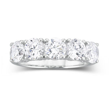 jcpenney.com | DiamonArt® 2 1/2 CT. T.W. Cubic Zirconia Wedding Ring
