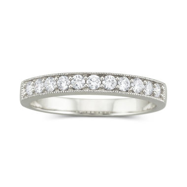 jcpenney.com | DiamonArt® Cubic Zirconia Wedding Ring