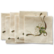 Lenox Holiday Nouveau 6-pc. Cocktail Napkin Set