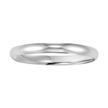 jcpenney.com |  Womens Gold Wedding Band, 2mm 10K