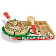 Melissa & Doug® Toy Pizza Set