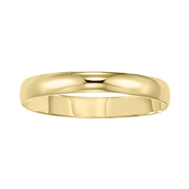 jcpenney.com |  Womens 3mm Wedding Band 10K Gold