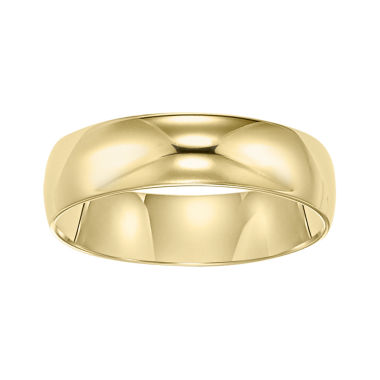 jcpenney.com |  Wedding Band, Womens 5mm 10K Gold