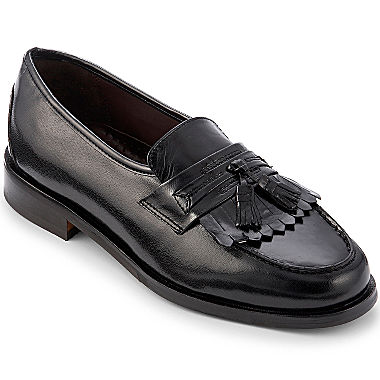 Nunn Bush 174 Manning Mens Kiltie Tassel Leather Dress Shoes