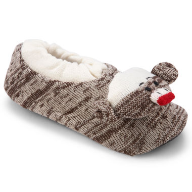 jcpenney.com | MUK LUKS® Sock Monkey Slippers