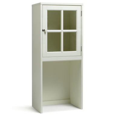 jcpenney.com | Modular Kitchen Hutch with Glass Door